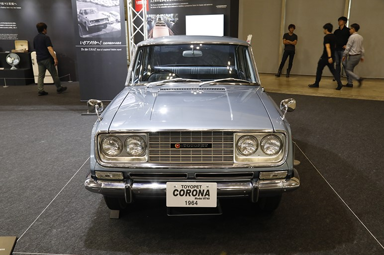 トヨタ、2000GTなど高度経済成長期に誕生した名車からモビリティのMIRAIを見据える