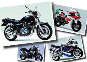 ネイキッドブームを巻き起こした「ゼファー」シリーズが登場!【日本バイク100年史 Vol.051】(1990-1991年)<Webアルバム>