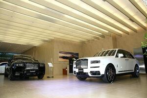 2台のカリナン ブラック・バッジに見る、ロールス・ロイス流ラグジュアリーSUVの仕様
