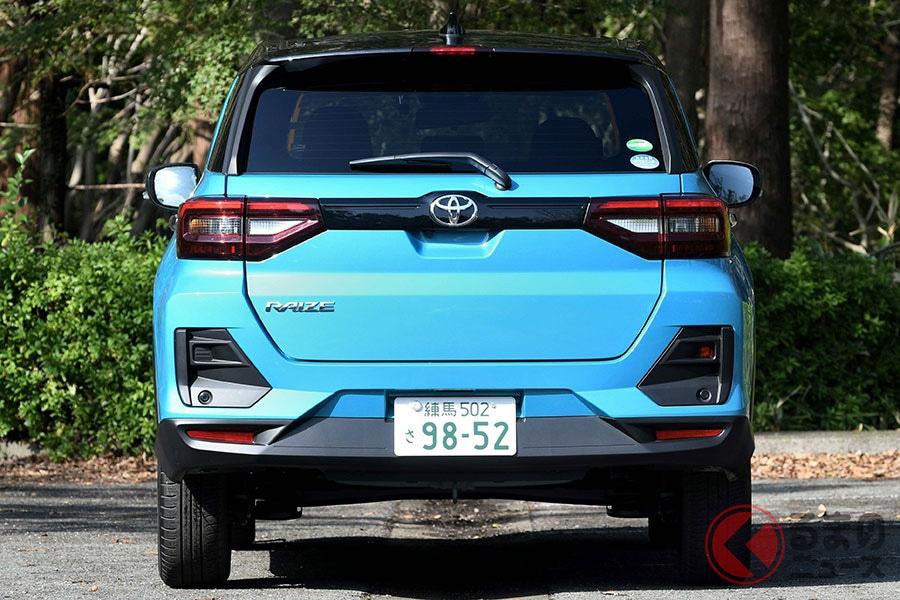 トヨタ新型「ライズ」は「ミニRAV4」!? ダイハツが作った車がトヨタ顔になる理由