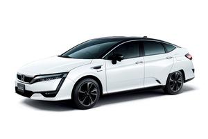 ホンダ 燃料電池車「クラリティ FC」の個人向けリースを開始