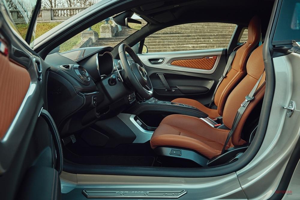 【30台だけ】アルピーヌ限定車「A110リネージGT」 ゴールドのホイールと、特別な内装 日本価格も発表