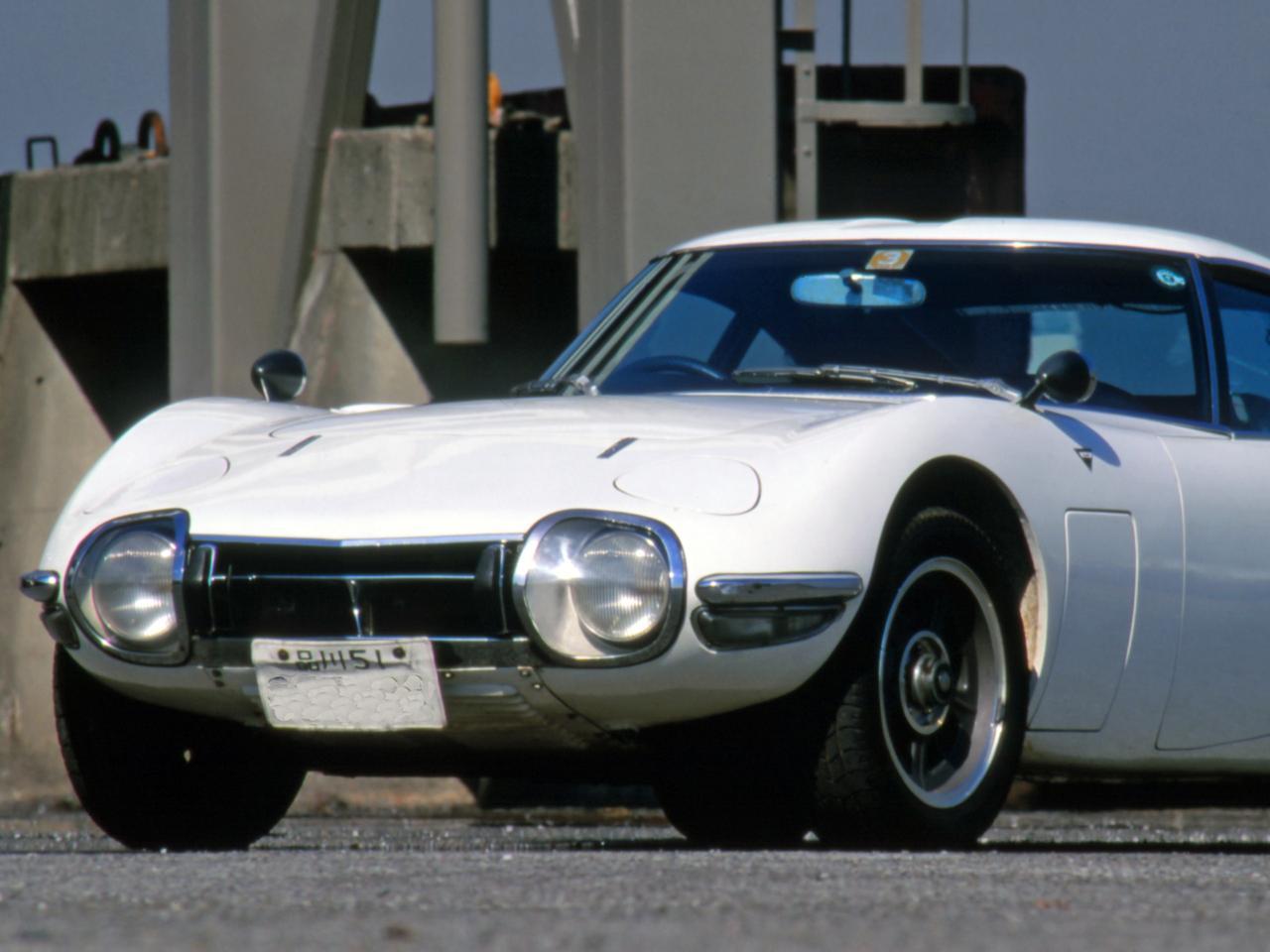 【旧車】'60年代の国産スポーツカーvol.1 トヨタ2000GTは日本メーカーの実力を世界に知らしめた
