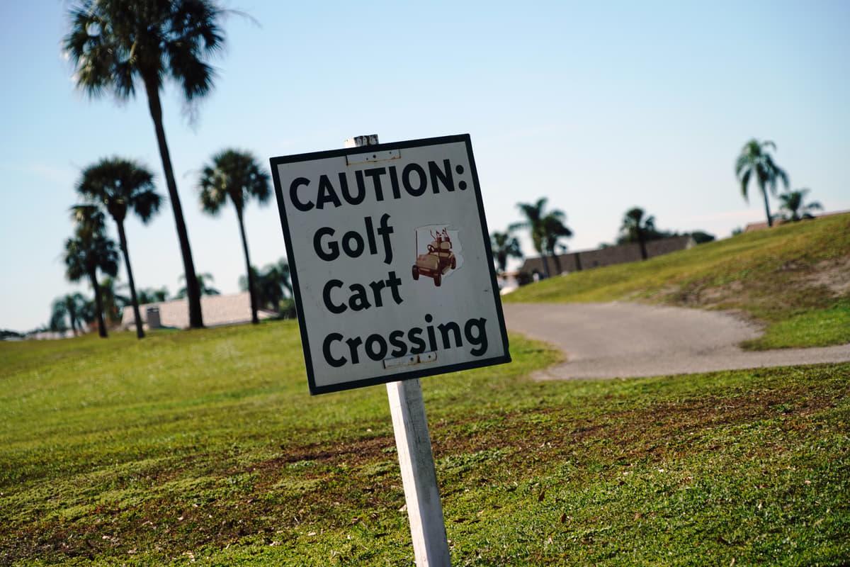 シニアカーとしてゴルフカートが活躍!北米の高齢者対策のワケ