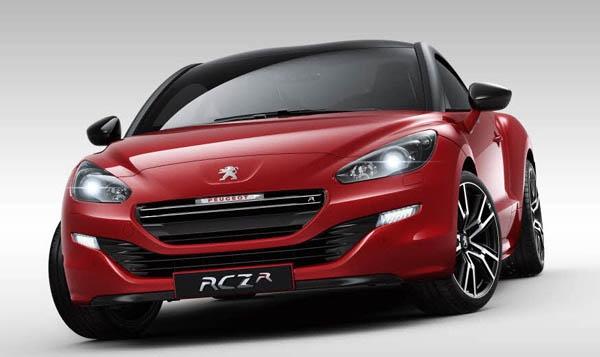 プジョー、パワフルなスポーツモデル「RCZ R」を限定150台で来春発売