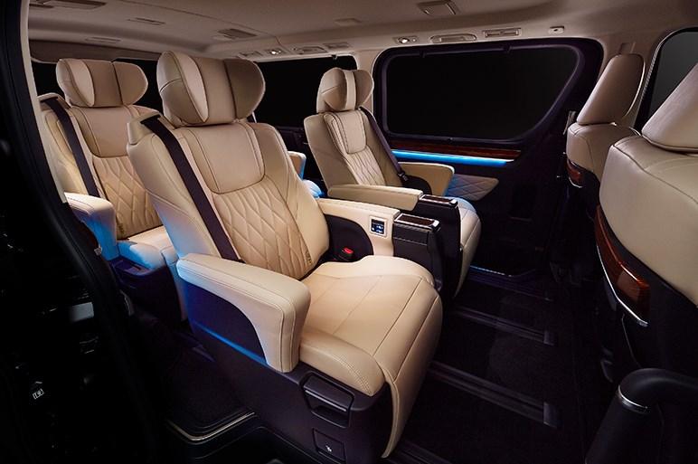 トヨタ 次世代ハイエースの豪華版・グランエースを東京モーターショー2019で初披露