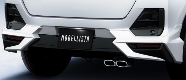 2つのスタイルを提案。モデリスタ、新型コンパクトSUV「RAIZE(ライズ)」用カスタマイズアイテムを発売
