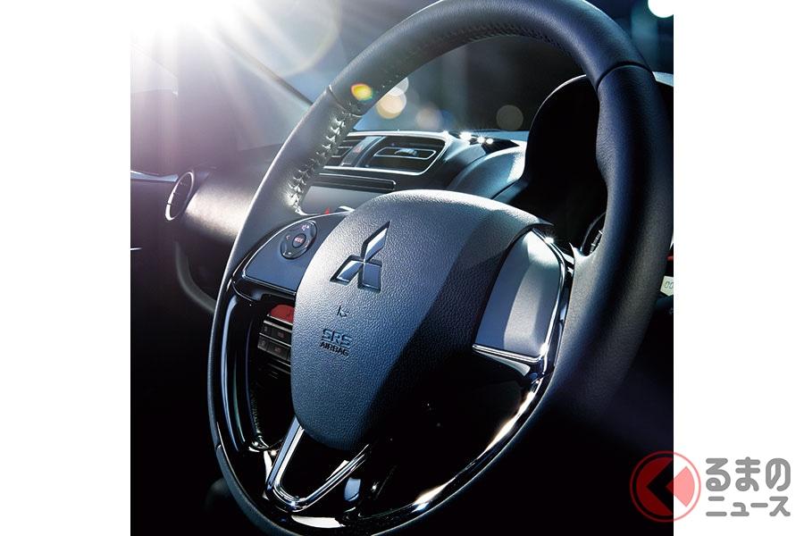 三菱新型「ミラージュ」がオラオラ系「デリカ顔」に一新! セダンモデルもタイで発売