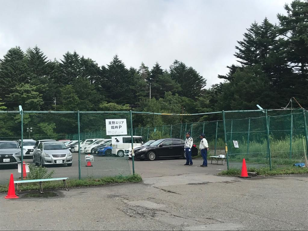 トヨタ・ライトエースのバンコンタイプで軽井沢を満喫! キャンピングカーなら渋滞も和らぐ!?