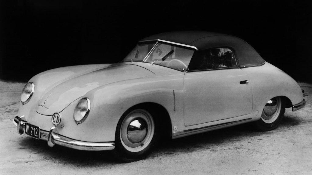 フェリー・ポルシェの夢、疎開先のオーストリア・グミュントで生まれた「356」物語