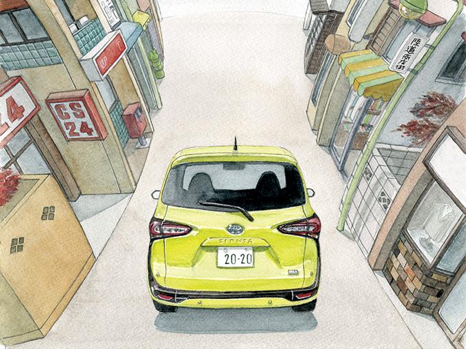 乗りやすい大きさとちょうどいいパッケージングが魅力のトヨタ シエンタ(2代目・現行型)