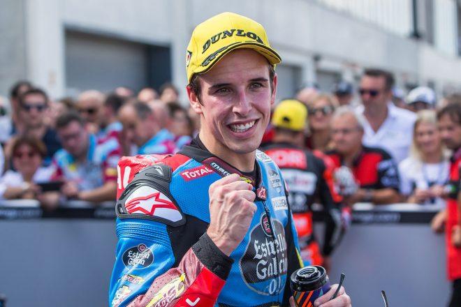 MotoGP王者の弟、アレックス・マルケスがレプソル・ホンダに加入。ロレンソ引退により2020年は最高峰クラス昇格