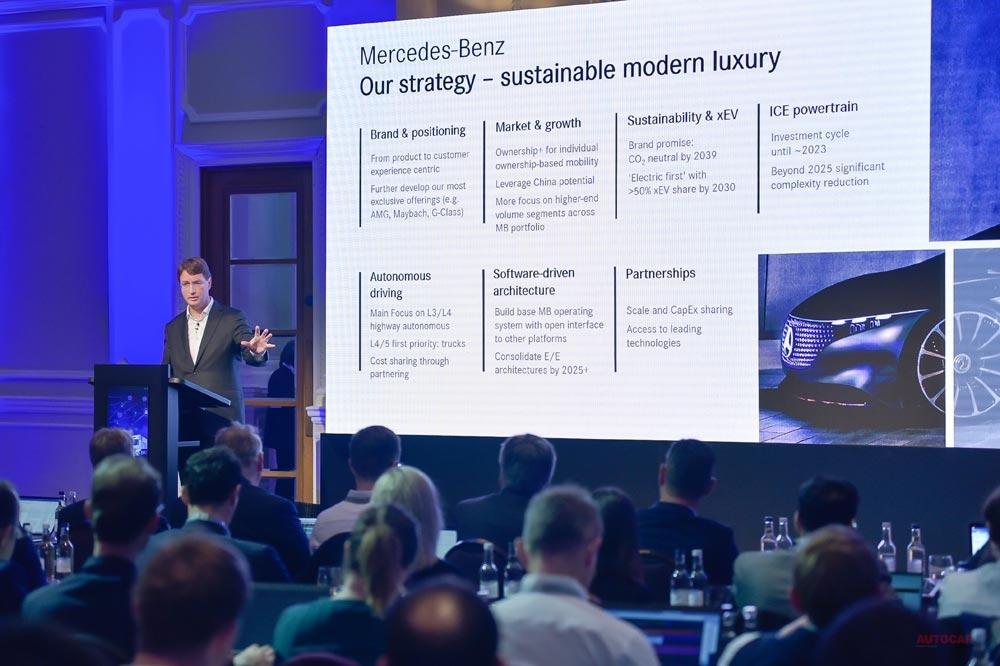 M・ベンツ/ダイムラー 管理職大量解雇で1188億円削減へ EV・自動運転に注力