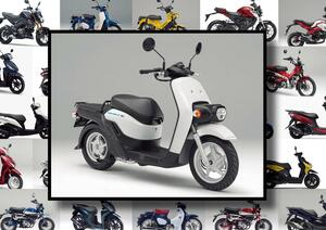 """ホンダ「BENLY e:II」いま日本で買える""""原付二種モデル""""はコレだ! 【最新125cc大図鑑 Vol.028】"""