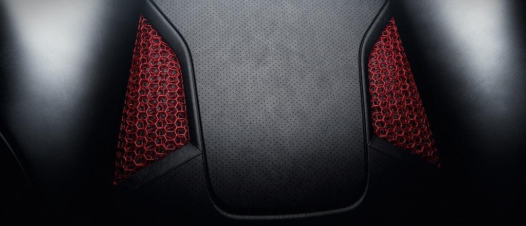 ポルシェが3Dプリンターでシートを開発