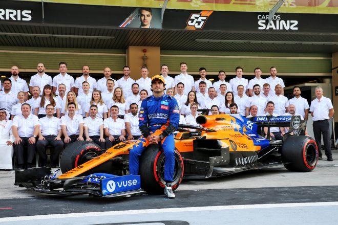 サインツ「フェラーリ行きを祝福してくれたマクラーレンのことを忘れない」好結果を残して去ることを目指す