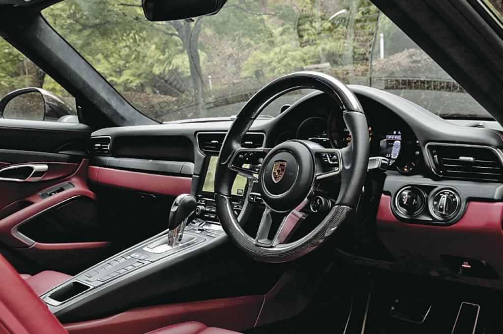 991II型の911をいっぺんに並べて比較してみたら、いろいろわかった【911カレラ4GTS編】
