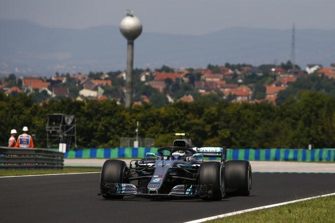 ボッタス「マシンが乗りづらく、1ラップをうまくまとめることができなかった」:F1ハンガリーGP金曜