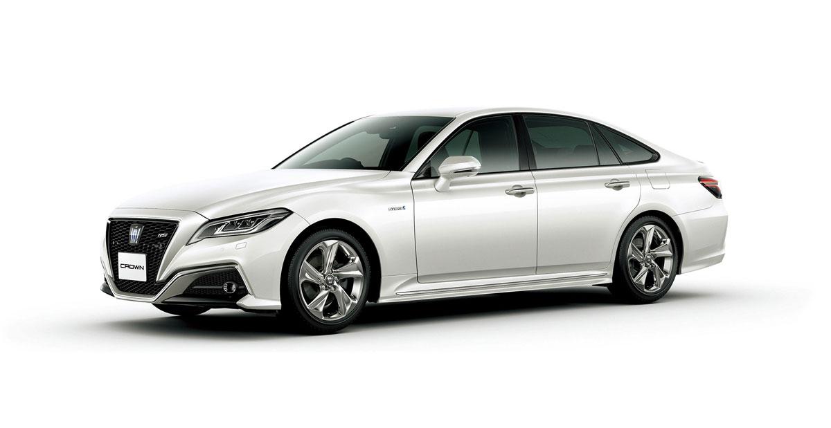 トヨタ「新型クラウン」好調、受注台数が月販目標7倍の約3万台達成