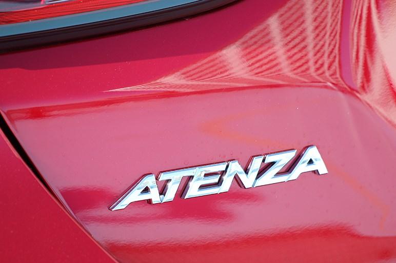 マイチェン版アテンザセダン試乗 デビューから6年経過して新型も気になる頃