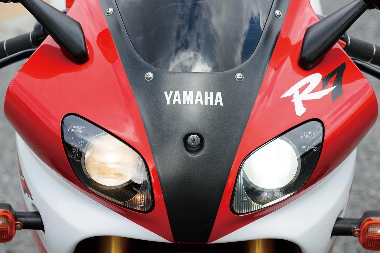 【絶版名車インプレッション】YZF-R7<OW-02>(1999年)