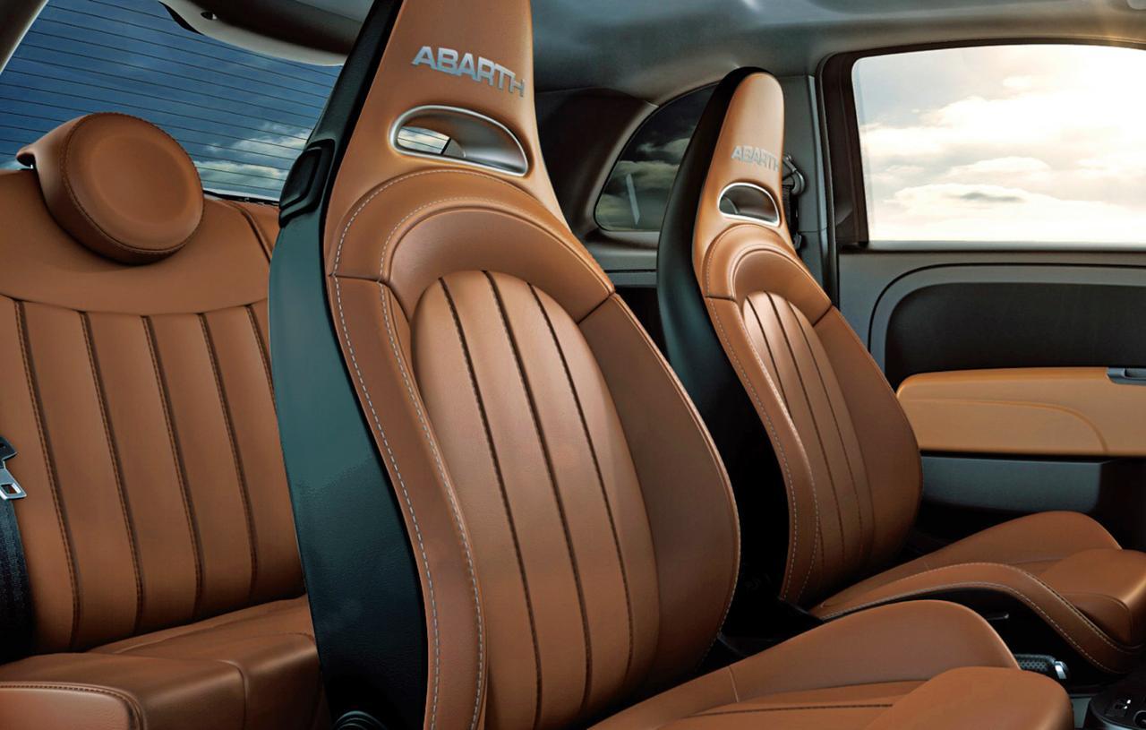 アバルト 595の特別限定車「コンペティツィオーネ スティーレ」を発売