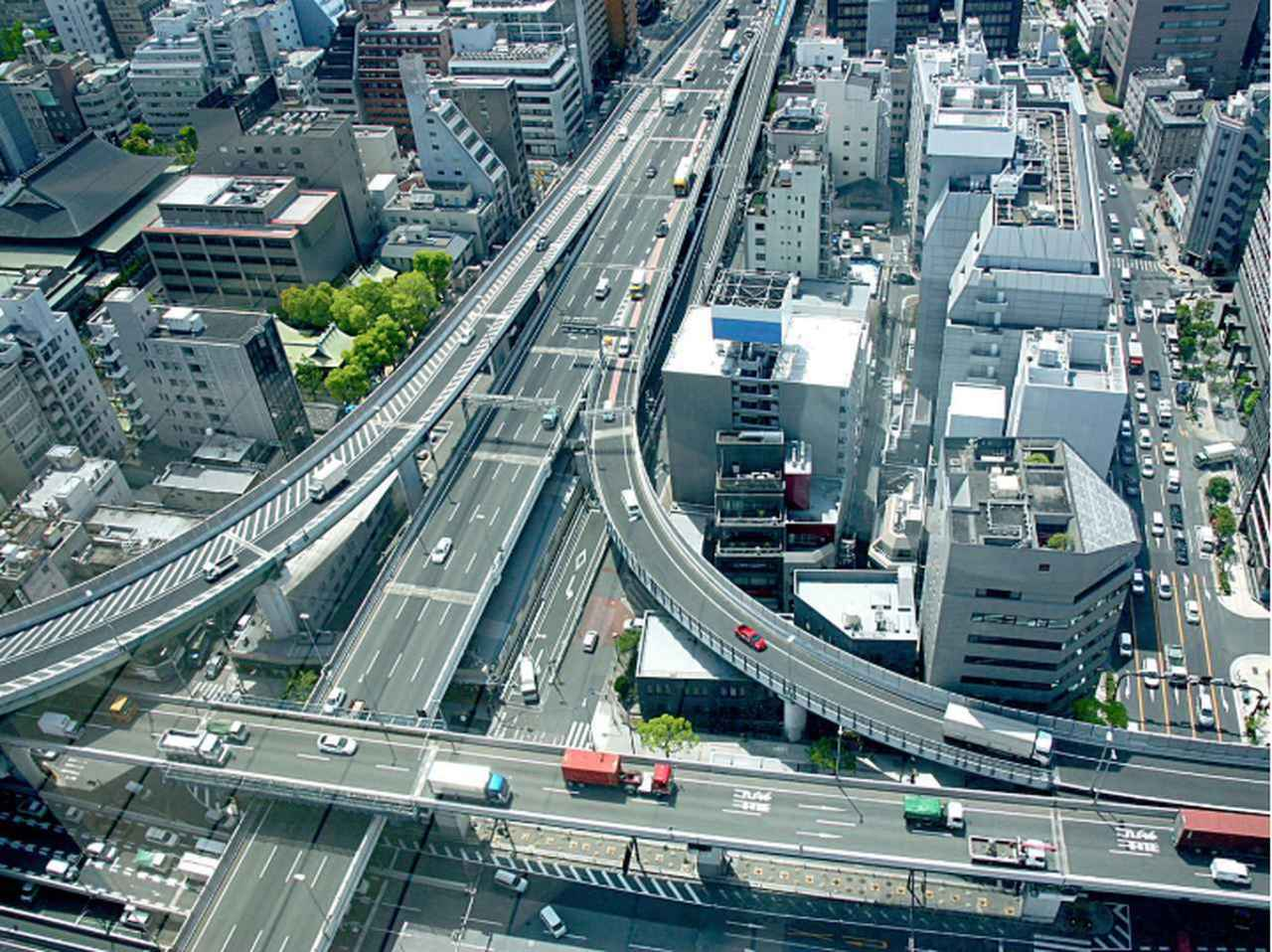 【知っ得コラム】高速道路の「ランプ」ってなに? インターチェンジやジャンクションとは違う?