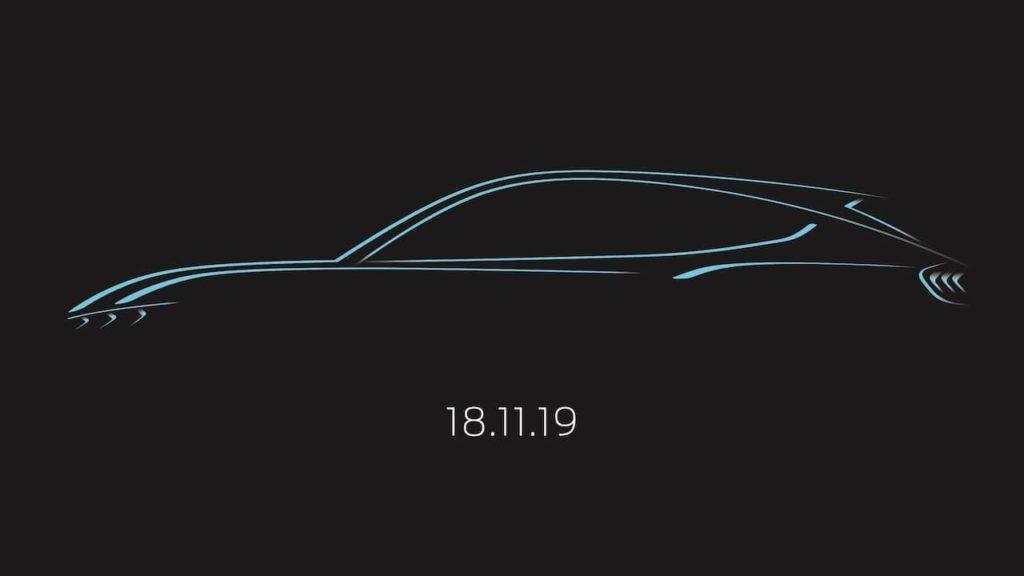マスタングのDNAを受け継ぐ電動SUVが現れる。2019年11月17日に世界初披露へ【動画】