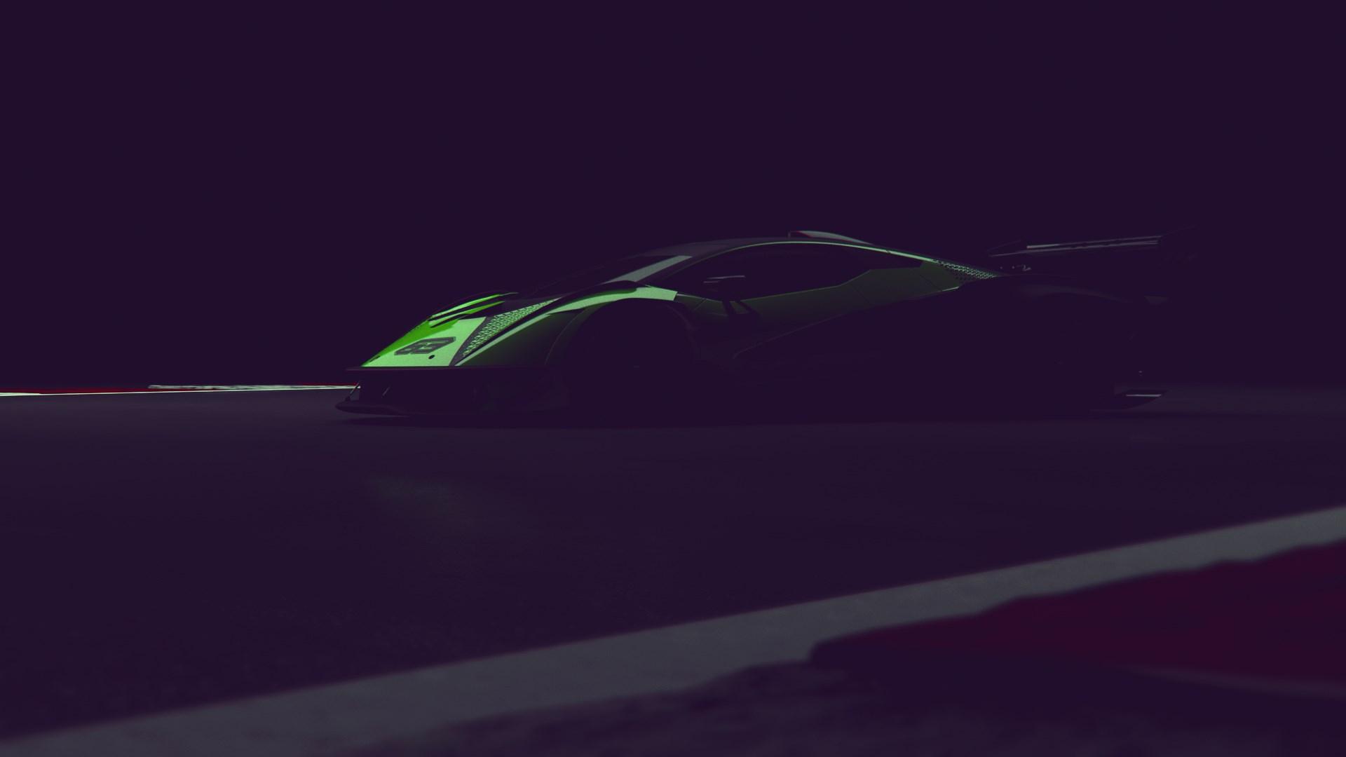ランボルギーニ、新型ハイパーカーとサーキット仕様のウルスをプレビュー