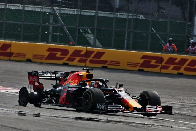 フェルスタッペン、接触が影響し6位「ひどい一日だったが、マシン自体は速かった」:レッドブル・ホンダ F1メキシコGP