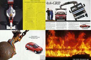 一度見たら、忘れられない 英国自動車誌に掲載された広告25選 後編