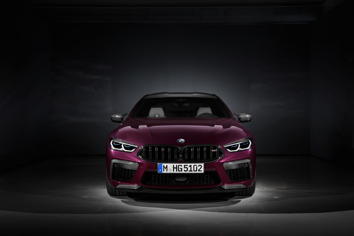 "BMW8シリーズに新たな""Mの血統""、フラッグシップ「M8 グランクーペ」を日本導入"