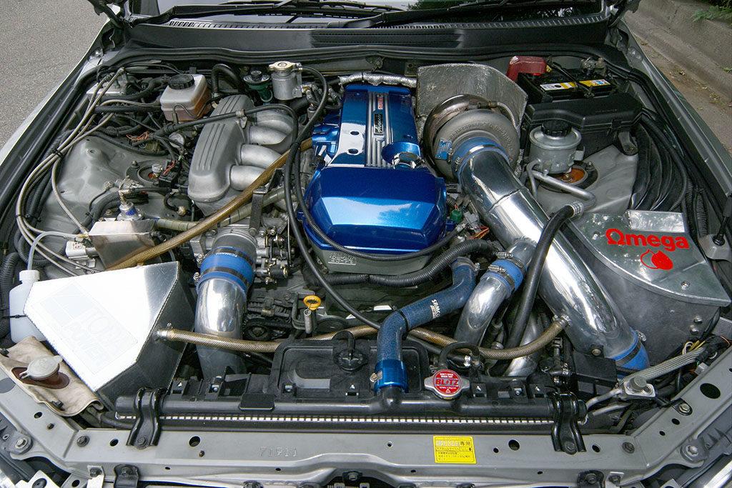 「メカチューンか? ターボか? 異なるアプローチで覚醒した2台のアルテッツァ!」3Sエンジンの可能性を示すチューンド