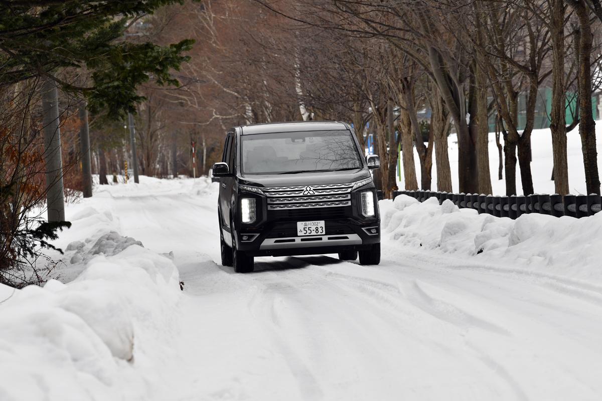【試乗】東京-北海道を2000km走破! 三菱デリカD:5は唯一無二の最強マルチカーだった