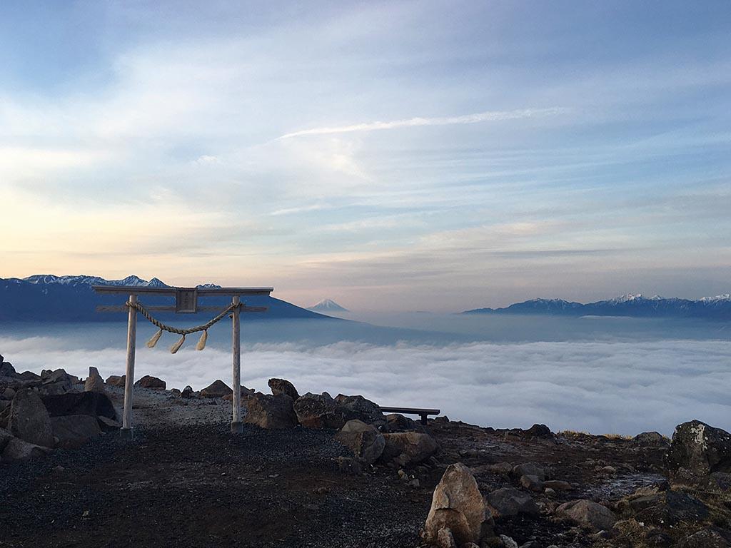 車窓から絶景を堪能するバリアフリー雲海のススメ!【雲海ドライブ&スポット:雲海よもやま話-5】