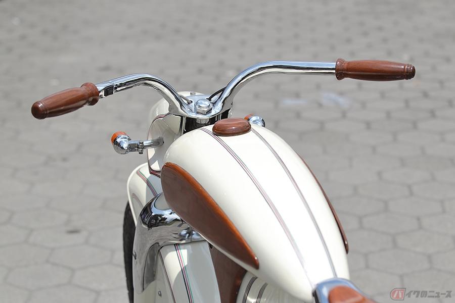 インドネシアの新時代を感じさせるホンダ「Revo X」カスタム さり気なく技巧を凝らした珠玉の一台