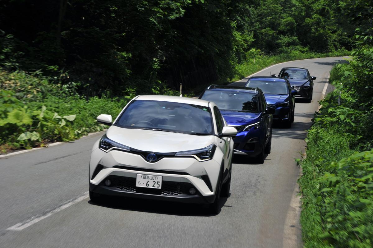 【SUV=悪路が走れるではない!】ハードなオフロードに行くなら選ぶべきではないSUVとは