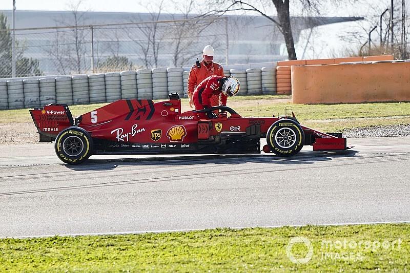 フェラーリF1代表「我々はメルセデスやレッドブルほど速くない……現時点ではね」