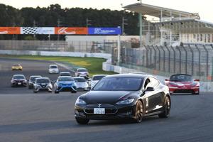 自作&市販の電気自動車レース「JEVRA」EVの未来と楽しさを伝える全7戦スケジュールを発表