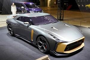 1億オーバーのGT-R、まだ買えます… 日産 GT-R50 by イタルデザインをオートサロンで展示 - 東京オートサロン