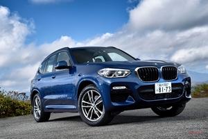 BMW X3 20d Mスポーツを国内試乗 「安定のBMW味」堅持