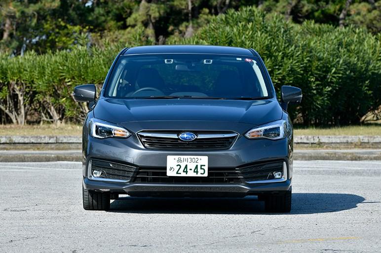 スバル インプレッサとXVの改良モデルに試乗。走りのキャラの違いがより明確になった