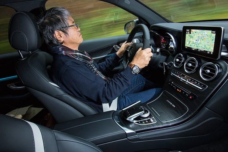 0-100km/h 3.8秒の豪速SUV! GLC63 S AMG 4マチック+ 海外試乗