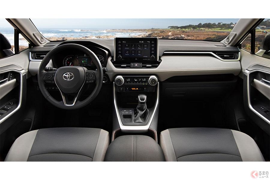 話題のトヨタ新型「RAV4」 来春発売を前に特設サイトがオープン