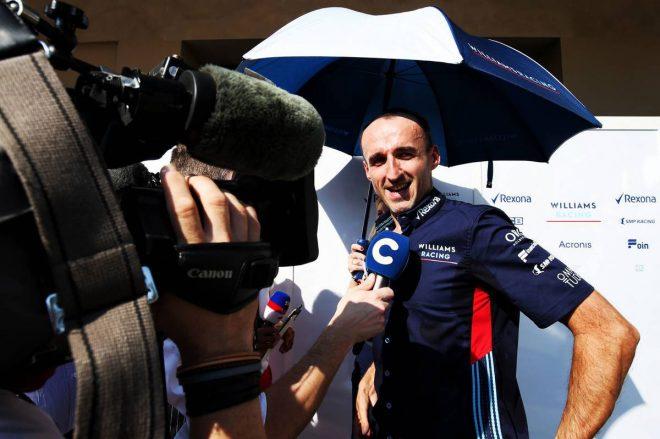F1 Topic:F1復帰が発表されたクビカ。3年前に失効しているスーパーライセンスも特例で発給