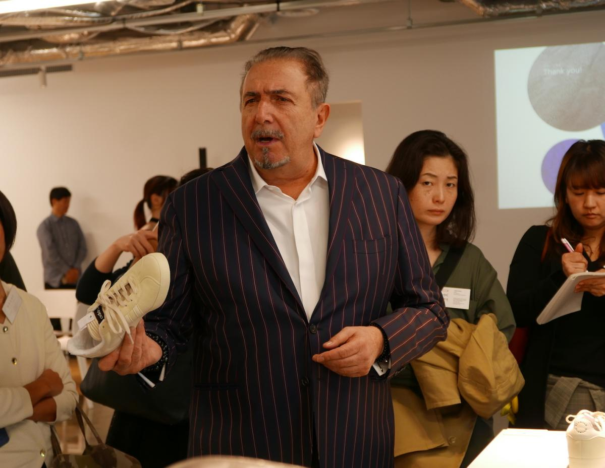 クルマだけじゃない、ここにもアルカンターラ(Alcantara)。CEO来日で聞いたアルカンターラのいま