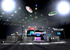 実車は会場で初披露! トヨタ系・TRDとモデリスタがコラボ!【東京オートサロン2020出展情報】先進的なデザインと技術のコンセプトカーを披露|TRD&MODELLISTA