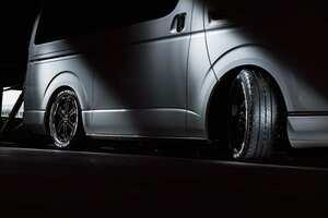 スタイリッシュなVAN用タイヤ! LT規格、C規格に適合|FALKEN|200系ハイエース カスタム