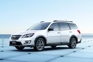 スバル CROSSOVER7の改良モデルと特別仕様車を発表