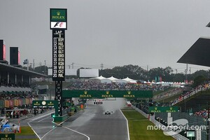 F1日本GPに迫る、台風への懸念……ドライバーら「土曜日の走行有無を早々に判断すべき」